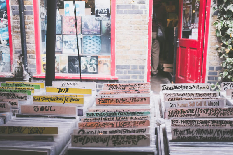 洋楽のレコード